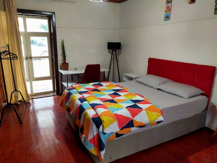 Fethiye room /authentic room in city center