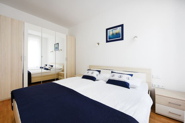 Sunshine sea view apartment - Zadar