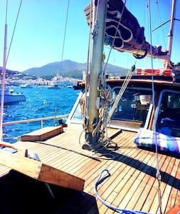 Scandinavian boat comfortable and warm - カネ=タン=ルシヨン