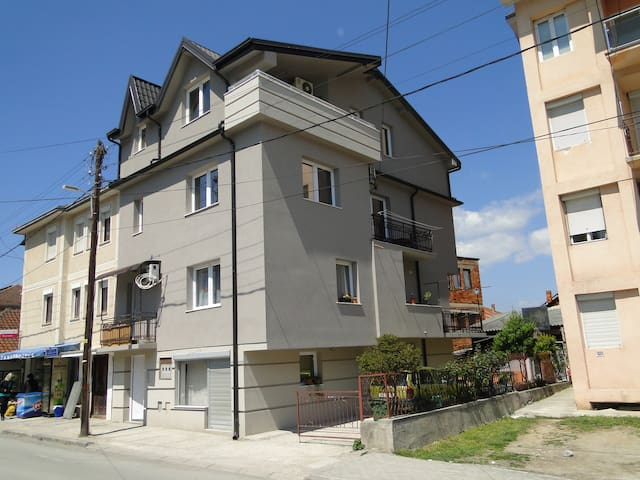 Tanja's accommodation - Ohrid - House
