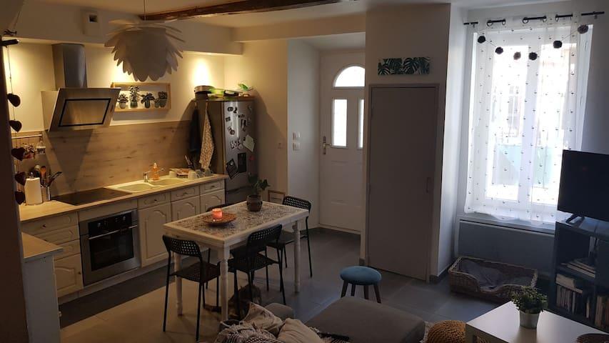 Jolie maison entre Carcassonne et Narbonne