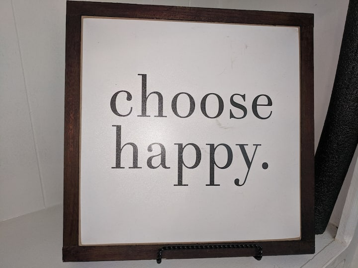 Choose Happy AirBnB - Part of the Happy Family