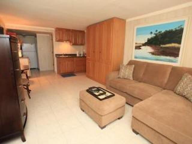 Ocean Front Condo at Sea Level! #3 - Daytona Beach - Apartament