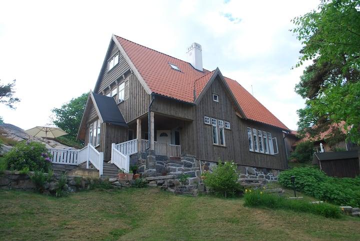 Seaside villa Gothenburg