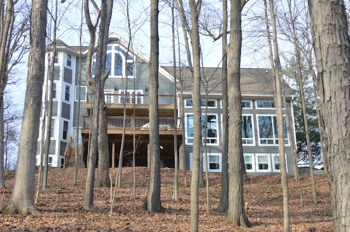 Wooded paradise close to campus! - West Lafayette - Ev