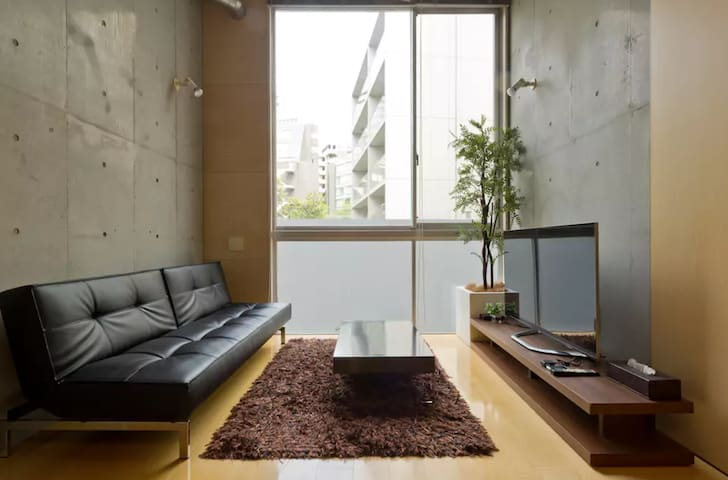 80㎡/4MINS from SHIBUYA Sta./Designed/6Bed,PAX10