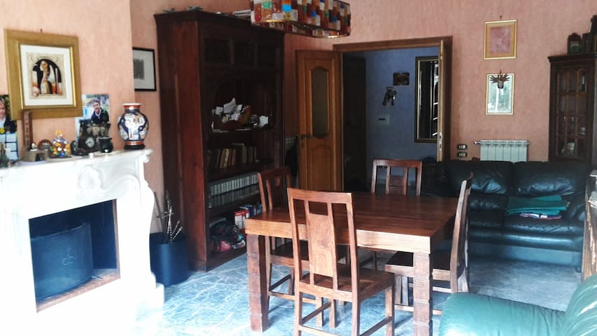 Bright apartment in the heart of Castelli Romani - Grottaferrata - Appartement