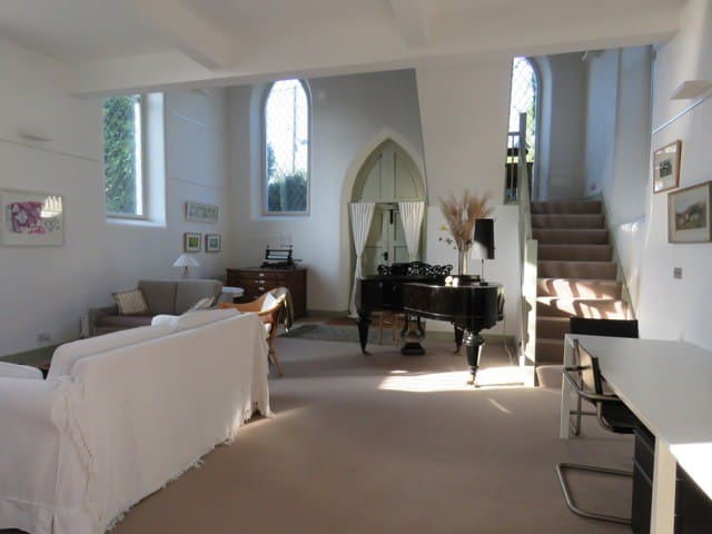 The Chapel at The Old School House - Longworth - Casa