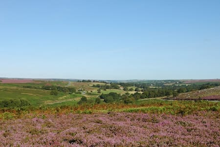 Moorholm - for peace and quiet in the moors - Goathland - Haus