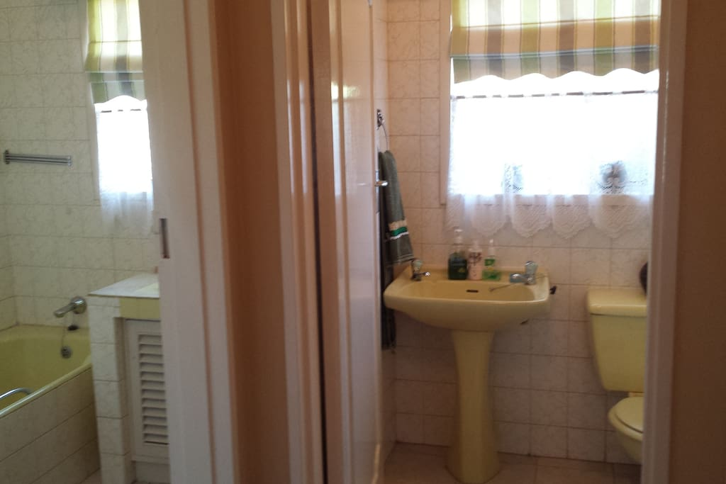 With own bathroom facilities