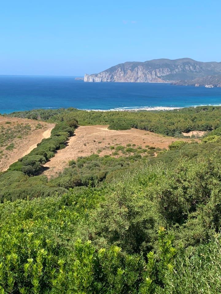 Casa vacanze Iglesias, pace e tranquillità