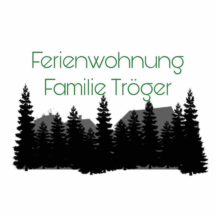 Familienfreundliche FeWo im Thüringer Wald