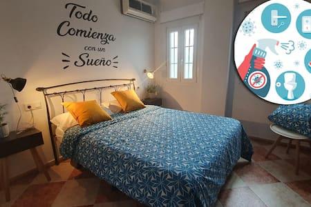 Apartamento confortable en Punta Umbria para 6 per