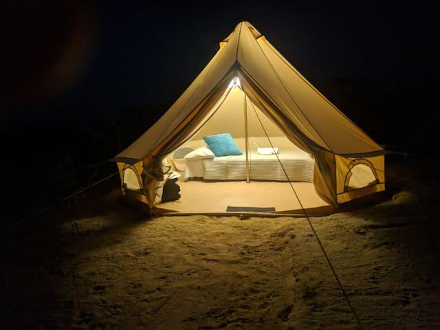 Ballena Glamping Tent