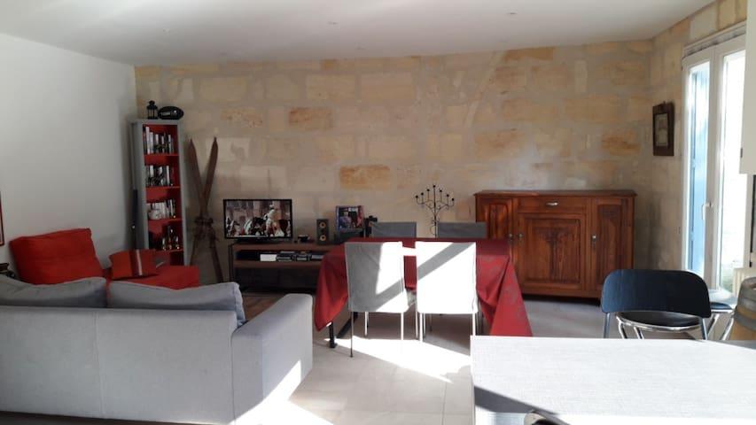 Chambre dans une échoppe