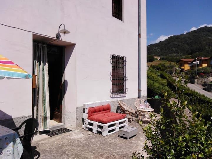 Bagni di Lucca - Fornoli - casa indipendente