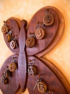 La Cordialità nell'accoglienzaElvezia Baveno - Baveno - Bed & Breakfast