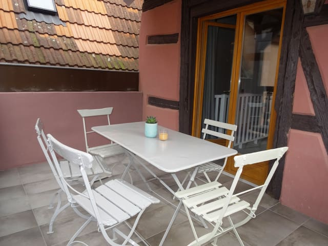 Holiday cottage between Colmar and Strasbourg - Barr - Hus