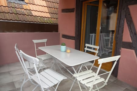 Holiday cottage between Colmar and Strasbourg - Barr - 단독주택