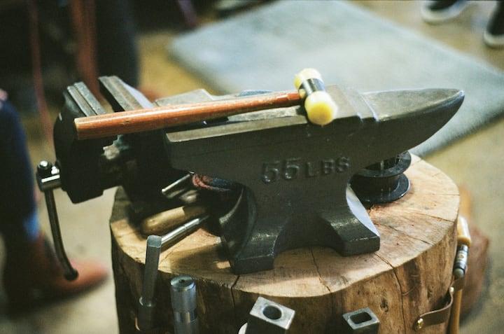Stump tools.