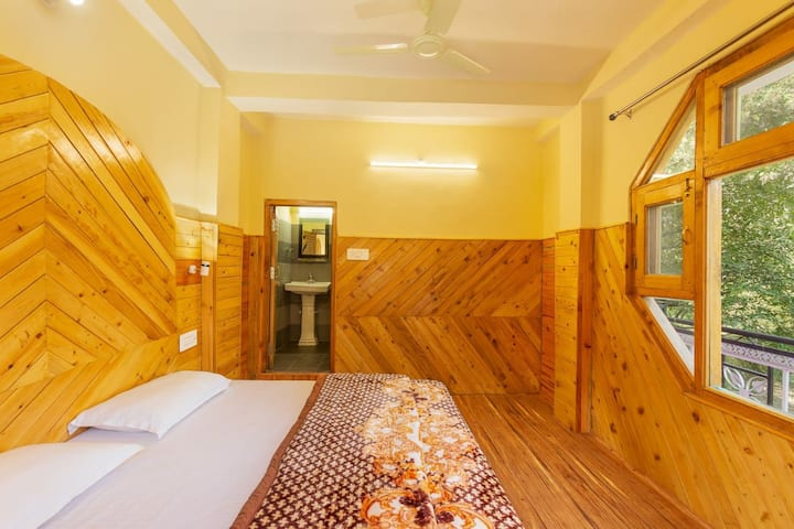 360 degree homestay jibhi