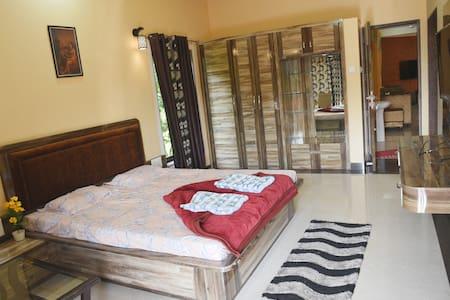 Shree Ramkrishna Anandvan Deluxe Double Bed