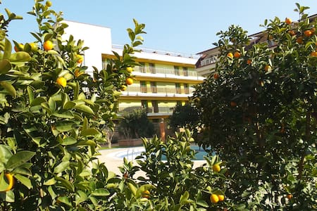 Friendly and comfortable Apartment with Wifi, AC - Kemer