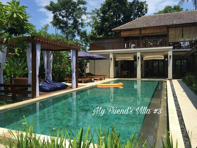 My Friend's Villa With Trip Advice - Nusa Tenggara Barat - Bed & Breakfast