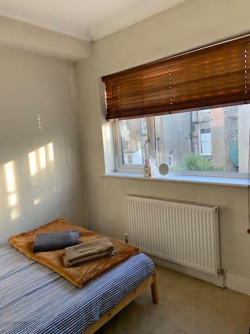 Double room in Brighton.