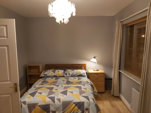 Home Clean (3 ROOMS) close to Dublin City& Airport