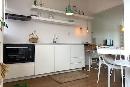 Apartamento de diseño en zona tranquila