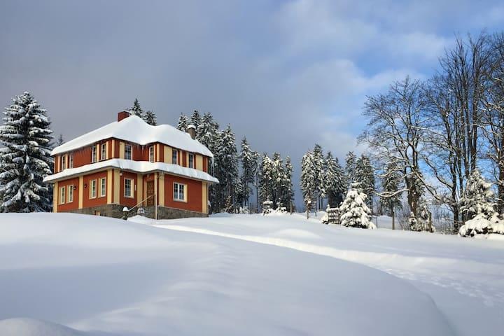 Apartmany Peringer - cosy mountain villa
