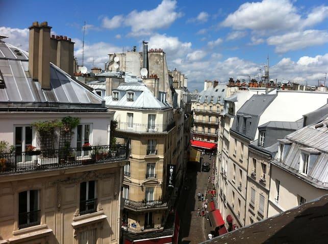 ROOF OF PARIS - Paris - Apartment