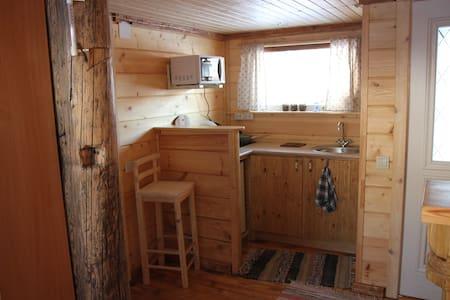 Гостевой дом с сауной на берегу Святого озера - Kostroma - Natur-Lodge