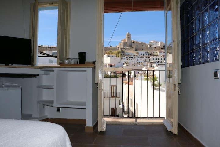 Primera linea de Puerto de Ibiza 3D