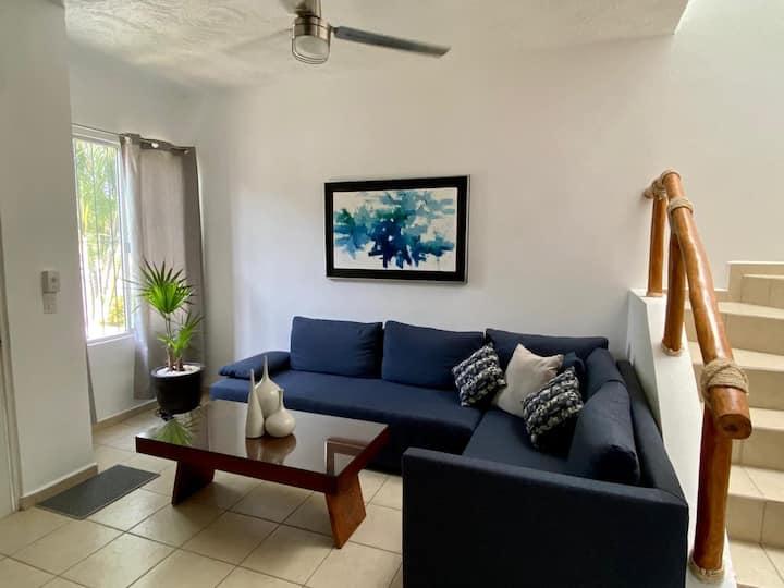 Casa Villa del Mar, Mzo. | Facturación disponible
