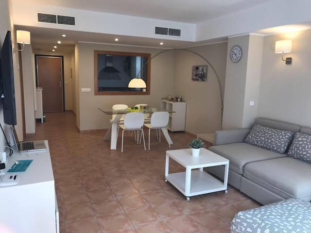 Luxury Apartment in a Residential Villas Complex