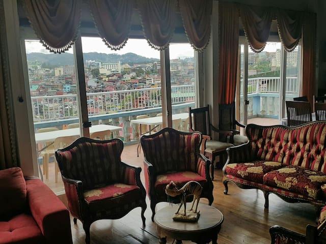 4 Bedrooms w/ Fibr Internet PLDT - Baguio - Casa