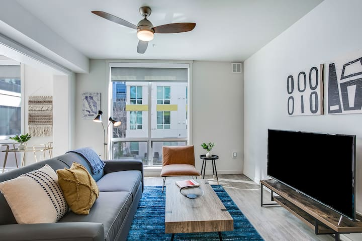 Kasa Sacramento Apartments | One Bedroom