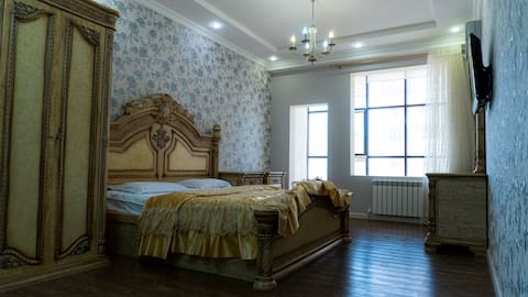 Просторная, уютная квартира в престижном районе
