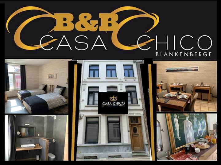 Casa Chico Blankenberge  Casa Nr 4