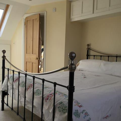 Top bedroom, with en suite wetroom