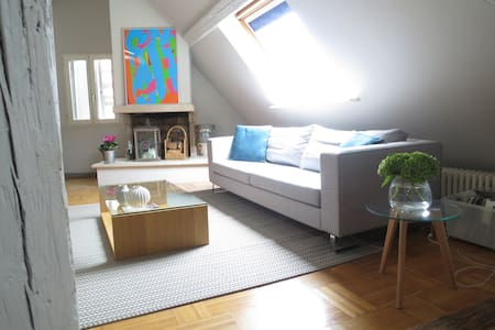 Charmante maison alsacienne 120m2 - Holtzheim - Rumah