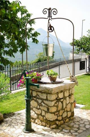 La Loggia - Castelnuovo Parano - Apartment