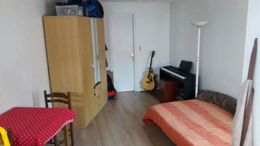 Beau studio à proximité des plages - Boucau - Appartement