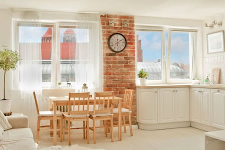 Scandi Old Town Apartment - Gdańsk - อพาร์ทเมนท์