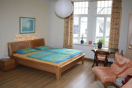 Goslar-City:komfortabel, persönlich - 고슬라르