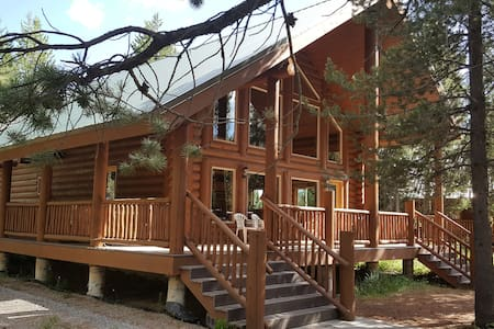 The Lodgepole Cabin Yellowstone