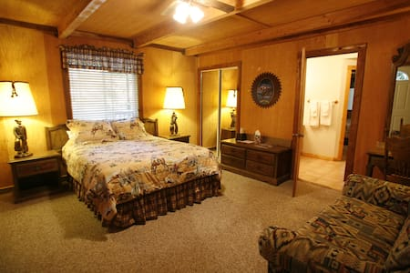 2 Bedroom Cabin at Coffee Creek Ranch