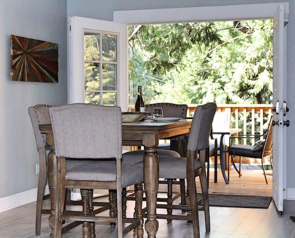 Modern Sierra Home in Twain Harte - Twain Harte - Casa